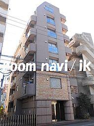 東京都荒川区荒川5丁目の賃貸マンションの外観