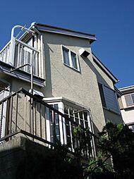 神奈川県横浜市保土ケ谷区宮田町2丁目の賃貸アパートの外観