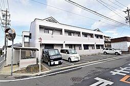 愛知県清須市西市場4丁目の賃貸アパートの外観