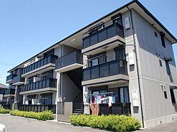 メルベーユ吉兆A棟[2階]の外観