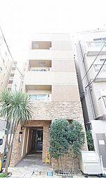 神奈川県川崎市川崎区宮本町の賃貸マンションの外観