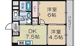 西中島南方駅 8.0万円