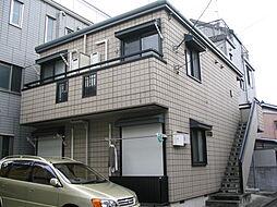 神奈川県川崎市川崎区東門前1丁目の賃貸アパートの外観
