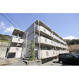 ハイランドマンション多田[105号室]の外観