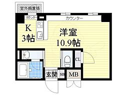 新栄町駅 6.9万円