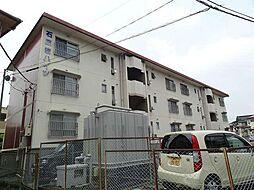静岡県御殿場市川島田の賃貸マンションの外観