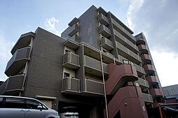 兵庫県神戸市兵庫区中道通8丁目の賃貸マンションの外観