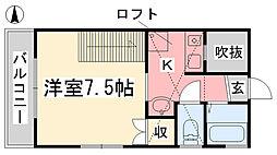 警察署前駅 4.0万円