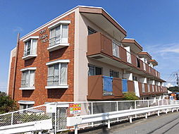 ペルレシュロスPart I A棟[2階]の外観