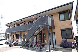 兵庫県神戸市長田区前原町1丁目の賃貸アパートの外観
