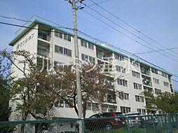 緑マンション[5階]の外観