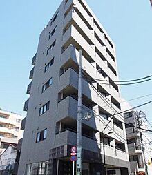 クレアシオン渋谷神山町[201号室]の外観