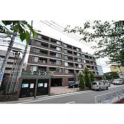 赤坂シャトー松風[6階]の外観
