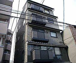 京都府京都市東山区大和大路通四条下る2丁目亀井町の賃貸マンションの外観