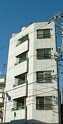 大阪府大阪市東住吉区山坂5丁目の賃貸アパートの外観