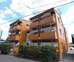 京都府京都市北区上賀茂北大路町の賃貸マンションの外観