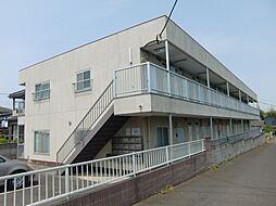 加藤マンション[1階]の外観