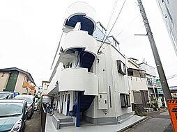 東京都葛飾区堀切5丁目の賃貸アパートの外観