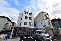 札幌市営南北線 平岸駅 徒歩4分の賃貸マンション