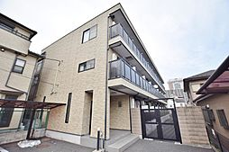 埼玉県さいたま市中央区下落合3丁目の賃貸アパートの外観