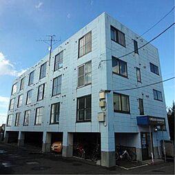 クレドールマンション[4階]の外観