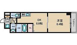 willDo十三東1st[9階]の間取り