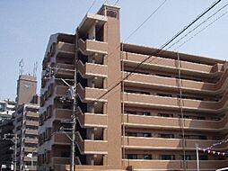 広島県広島市佐伯区皆賀3丁目の賃貸マンションの外観