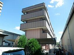 メルヴェール[4階]の外観