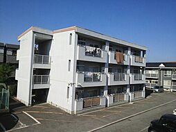 大阪府大東市三箇5丁目の賃貸マンションの外観