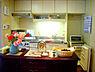 キッチンです。時代を感じますが、まだまだ現役です。,2LDK,面積52.83m2,価格600万円,箱根登山鉄道 小涌谷駅 徒歩10分,,神奈川県足柄下郡箱根町小涌谷525-1