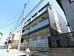 千葉県我孫子市天王台4丁目の賃貸マンションの外観