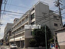 川島第二ビル[3階]の外観