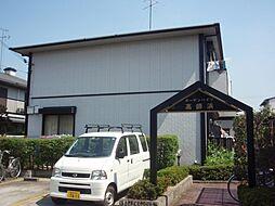 大阪府高石市高師浜1丁目の賃貸アパートの外観