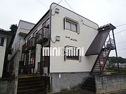コーポチェルト[2階]の外観