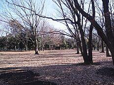 公園都立和田堀川公園まで1577m