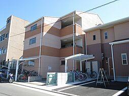 大阪府柏原市国分本町1丁目の賃貸アパートの外観