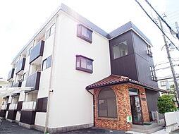 大阪府高槻市野田3丁目の賃貸マンションの外観