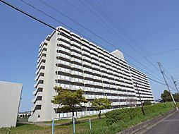 ビレッジハウス岐阜タワー[4階]の外観