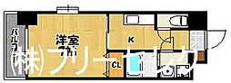 プレミアヒルズ[4階]の間取り