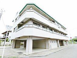 千葉県茂原市長清水の賃貸マンションの外観