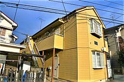 ヴィラ東村山B[2階]の外観