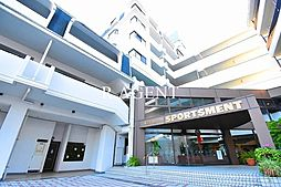 横浜ダイカンプラザスポーツメント[6階]の外観
