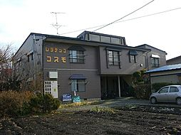 レジデンスコスモ上堂[105号室]の外観