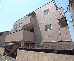 京都府京都市中京区西ノ京樋ノ口町の賃貸マンションの外観