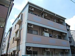 京都府京都市山科区西野大鳥井町の賃貸マンションの外観