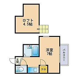 西鉄二日市駅 2.2万円