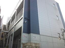 神奈川県横浜市港北区菊名5丁目の賃貸マンションの外観