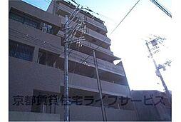 プレサンス京都御所西402[4階]の外観