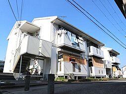 大阪府八尾市山城町3丁目の賃貸アパートの外観