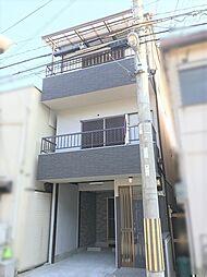 一戸建て(十三駅から徒歩7分、97.56m²、2,480万円)